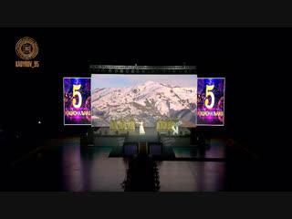 Состоялась X-я юбилейная церемония вручения премии «Национальная пятерка-2018».