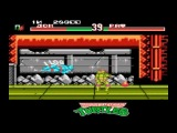 Viktor Sam SN.обзор игры Teenage Mutant Ninja Turtles: Tournament Fighters (NES/Dendy 8-Bit).