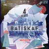 24.01 - BATISKAF 4 YEARS @ Cinema Club