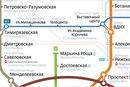 Студия Лебедева представила доработанную схему метро.  Изображение 3.