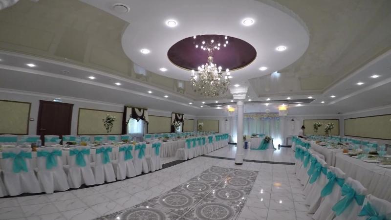 Рамиль Батурбаев на свадьбе в ресторане МУШ