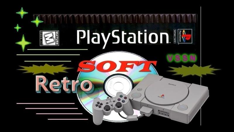 Вспоминая софт на Sony PlayStation one
