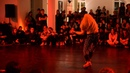 Kazuma Glen (bodypoet) at Club Oval Cross over battle Berlin.