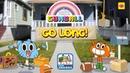 The Amazing World of Gumball Go Long Darwin Has A Torpedo Arm Cartoon Network Games