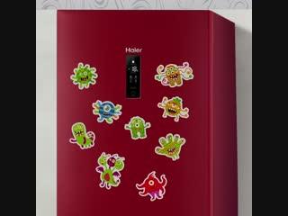 Технологии ABT в холодильниках Haier