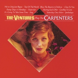 The Ventures альбом The Ventures Play The Carpenters