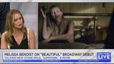 NEW YORK LIVE: MELISSA BENOIST(RUS SUB)