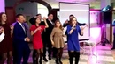 Друзья спели на свадьбе рэп Давай до свиданья в подарок молодоженам