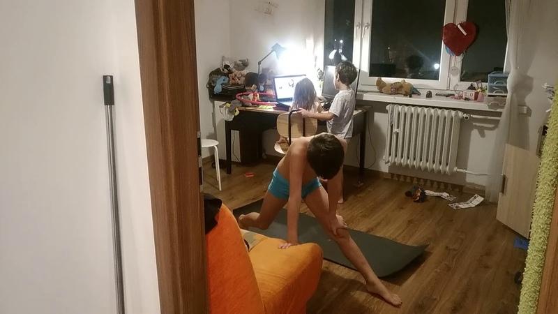 Lazy workout(2)
