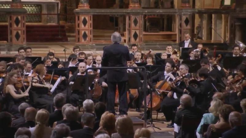 Lorin Maazel, Bruckner Symphony N. 8, Finale, Live in Venice