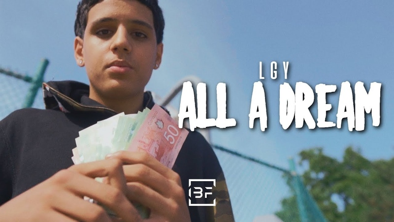 LGY - All A Dream (Official Video) | Dir. by BanzoFilms