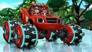 Вспыш и чудо машинки Супершины Про машинки для детей Новые серии 2018 года
