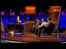 Colin Morgan, Katie McGrath and Eoin Macken on The Late Late Show