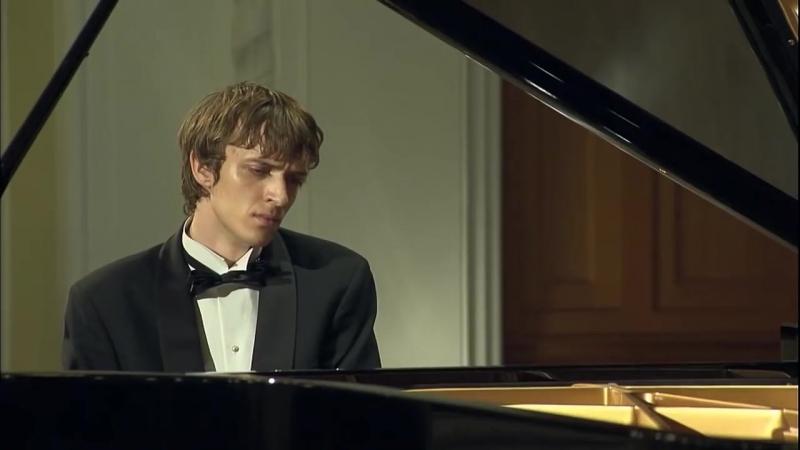 Бетховен. Соната № 8 («Патетическая») до минор. Александр Лубянцев (1)