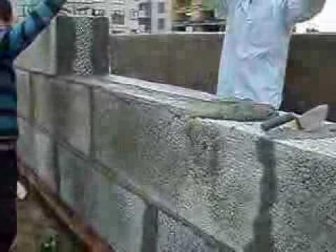 Стеновой блок из керамзита от компании Достойное жилье