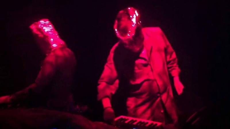 Frak release party @Kontra-Musik, Inkonst, Sweden