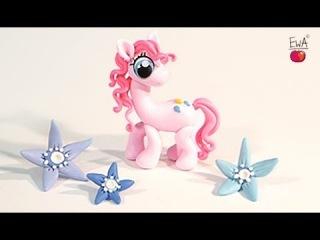 My Little Pony  - Фигурки из мастики своими руками!