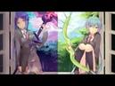 VOCALOID3 Merli Aoki Lapis Immature World