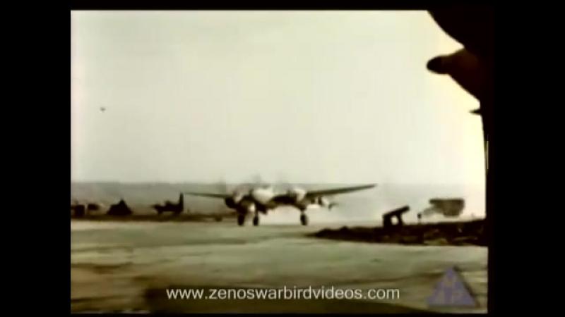 Ретроспектива 65 (P-38 Lightnings над Германией)