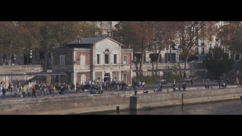 Ile Saint-Louis - Autumn in Paris