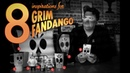 8 Inspirations for Grim Fandango