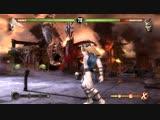 Raiden vs Shao Kahn The End , Райден и Шаокан конец