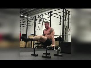 Мощные тренировки настоящего СВЕРХЧЕЛОВЕКА