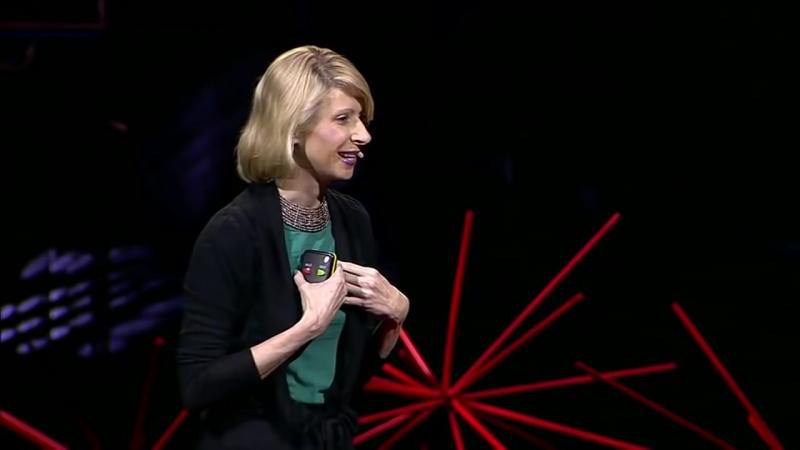 TED Ами Кадди — Как язык тела формирует вашу личность (русский перевод)