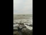 Пляж «Голубая Даль» Дивноморск ,22.04