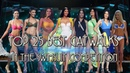 Miss Universe 2018 - TOP 25 BEST CATWALKS IN THE SWIMSUIT COMPETITION