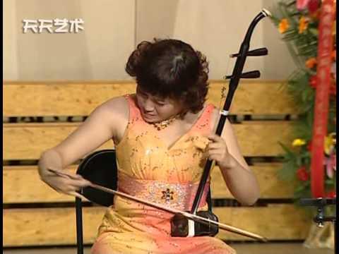 Meditation on a Single String 独弦操 Erhu(二胡)- Sun Huang 孙凰