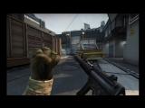Как выглядит MP5 в Counter-Strike: Global Offensive.