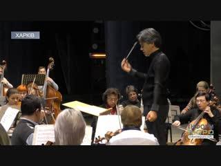 Що пов'язує музику та їжу? Оркестр «Схід OPERA» з італійським диригентом