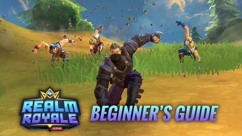 Realm Royale Beginner's Guide