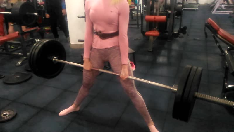 130 кг на 4 Рыбалко Кристина