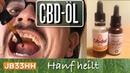 CBD-Öl: Hanf heilt   Selbstversuch Erfahrungsbericht