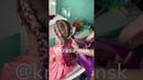 Заплела малышек с канекалоном на фотосессию😍