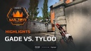 Highlights: Gade vs TyLoo, FACEIT Major: London 2018 - New Challengers Stage