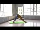 Аштанга-виньяса-йога Приветствие солнцу часть 1