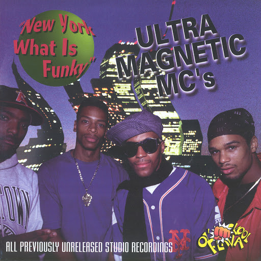 Ultramagnetic MC's альбом New York What Is Funky
