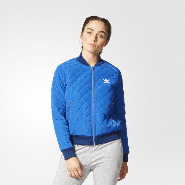 Спортивная куртка Quilted