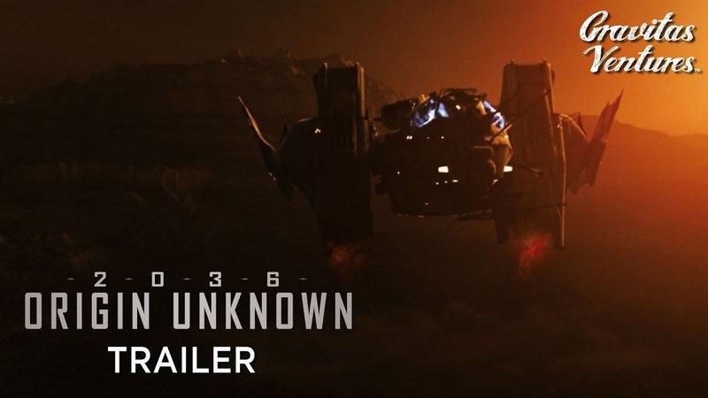 2036 Origin Unknown | Katee Sackhoff | Trailer