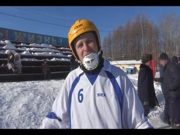 Турнир по хоккею с мячом в пос. Баранчинском