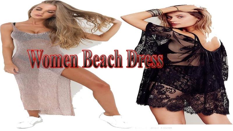Best Beach Dress For Women 2018 Summer Style Women Beach Dress Female Summer Beach Dress Review