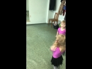 Тренер малышей Яна Вознюк💕💪 Dance Castle🌷