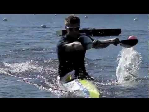 Anders Gustafsson paddling in Slow Motion PART II 2011