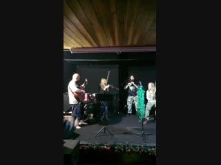 Джем вокалиста греческой группы VARGAHORD с алматинскими