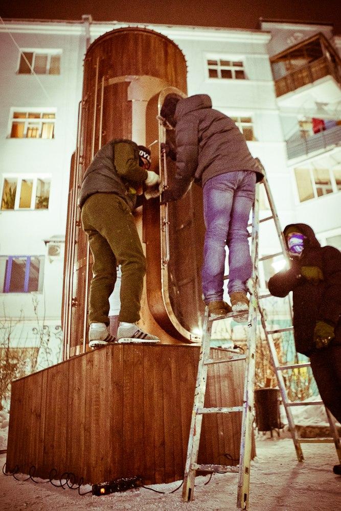 Барометр настроения в стиле стимпанк появился в Екатеринбурге (Фото 13)
