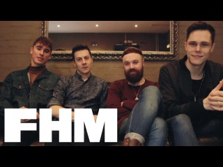 Rock heroes Don Broco nominate their FHM Sexiest Woman in the World