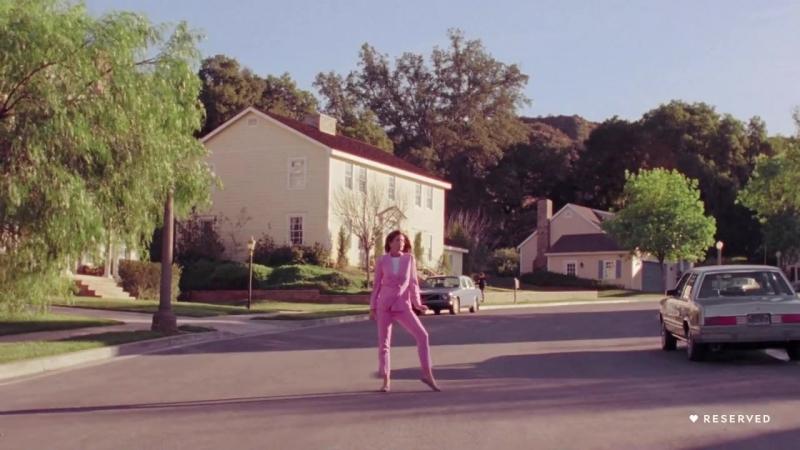Синди Кроуфорд в рекламной кампании Reserved